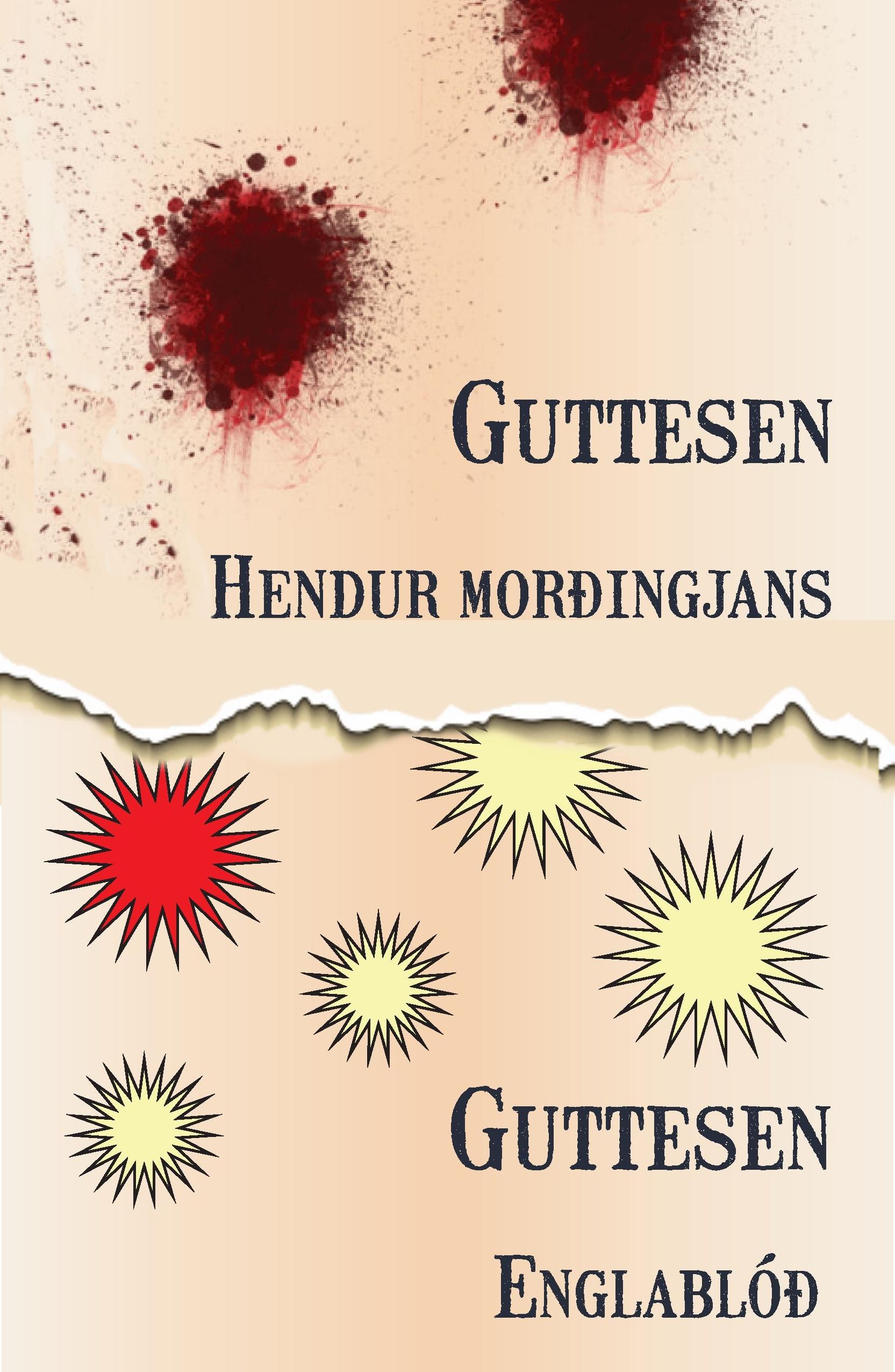 Englablóð og Hendur morðingjans eftir Kristian