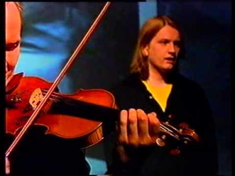 Kristian Guttesen í Mósaík 2005